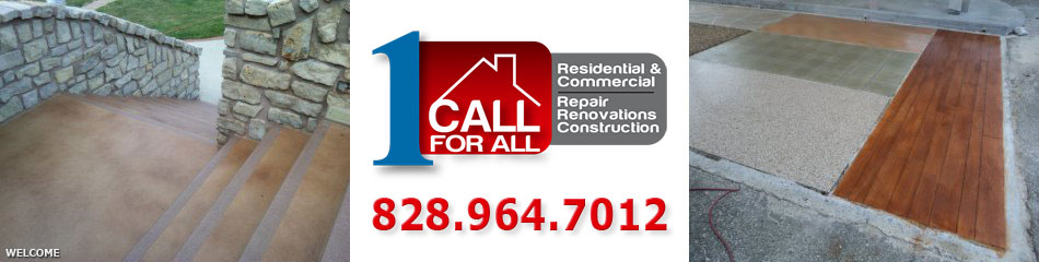 Blowing Rock NC and Boone NC Contractors - Watauga, Avery, Ashe, Wilkes