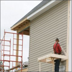 Blowing Rock NC and Boone NC Contractors for Vinyl Siding - Watauga, Avery, Ashe, Wilkes